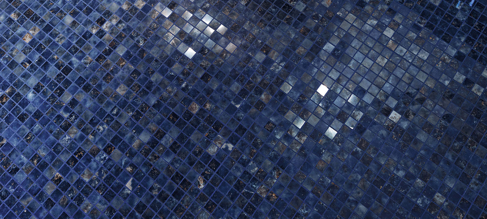 Marvel Dream Ultramarine Mosaico Lappato - 30/30