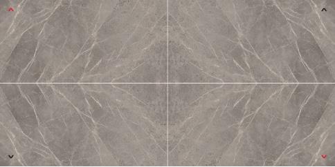 Marvel Grey Fleury Layout 1 Lappato 150x300 cm