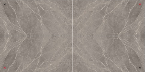 Marvel Grey Fleury Layout 2 Lappato 150x300 cm