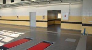New Lexus Szczecin Workshop project Completed