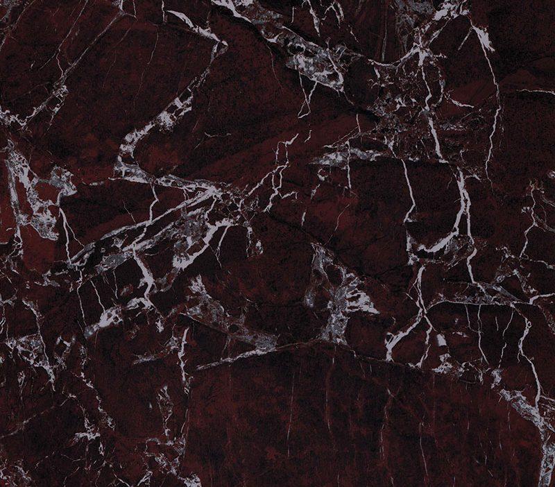 Minoli Marvel Red Luxury, Red Marble Look Tile