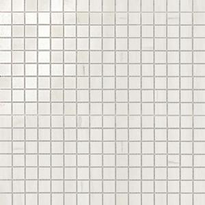 Marvel Bianco Dolomite Lappato Mosaico 30x30 cm