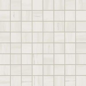 Marvel Bianco Dolomite Matt Mosaico 30x30 cm
