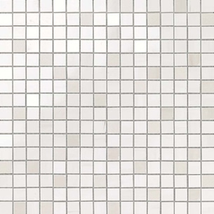 Marvel Bianco Dolomite Mosaico Q 30.5x30.5 cm