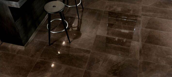 Minoli Evolution Marvel Bronze Luxury Brown Marble Effect Tiles 02