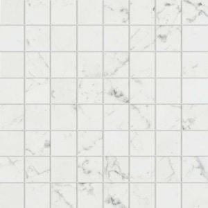 Marvel Carrara Pure Matt Mosaico 30x30 cm