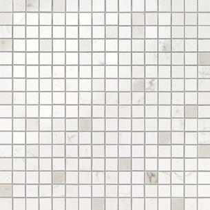 Marvel Carrara Pure Mosaico Q 30.5x30.5 cm
