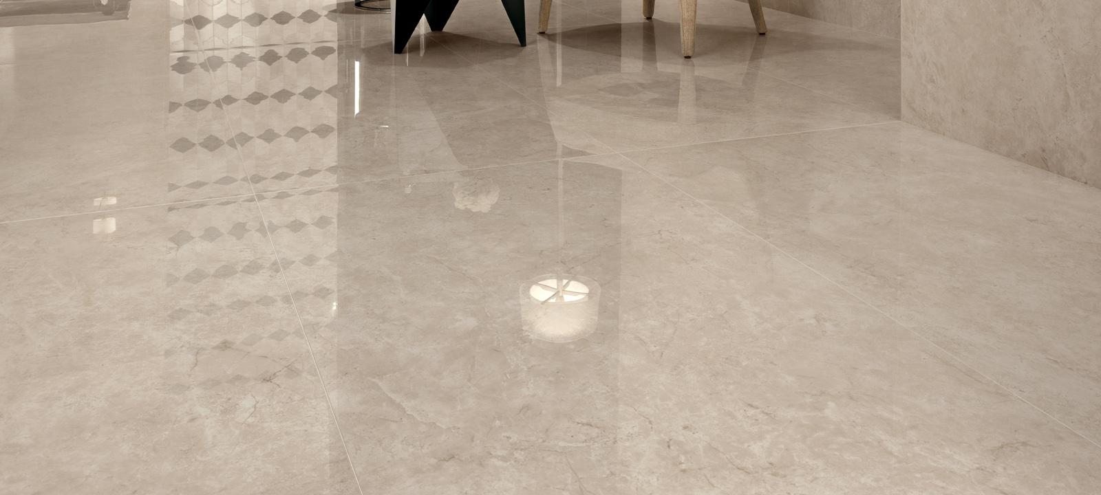 Crema Marfil Porcelain Tiles Minoli Marvel Cream Prestige