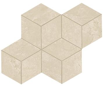 Marvel Cream Prestige Esagono Lappato Mosaico 30x35 cm