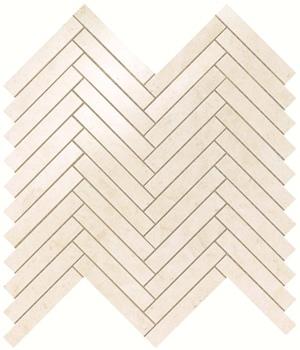 Marvel Cream Prestige Herringbone Wall 30x30.5 cm