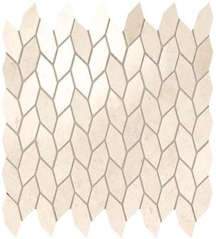 Marvel Cream Prestige Twist Mosaico 30.5x30.5 cm