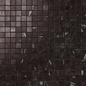 Marvel Nero Marquina Lappato Mosaico 30x30 cm
