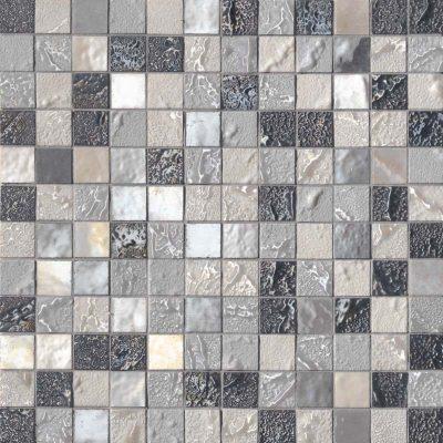 grey mosaic