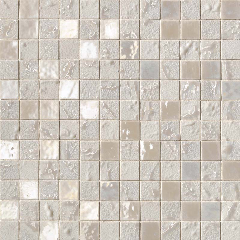 Cream Mosaic Tile Four Seasons Spring Luxury
