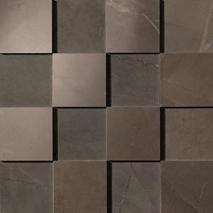 Marvel Bronze Luxury 3D Mosaico 30x30 cm