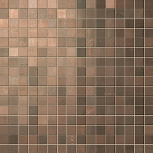 Marvel Bronze Luxury Lappato Mosaico 30x30 cm
