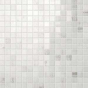 Marvel Calacatta Lappato Mosaico 30x30 cm