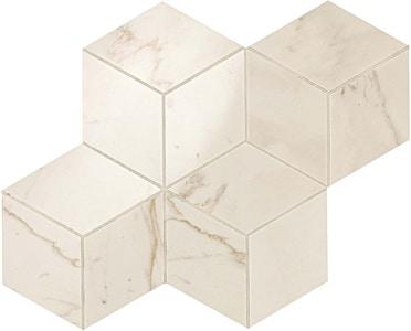 Marvel Cremo Delicato Esagono Lappato Mosaico 30x35 cm
