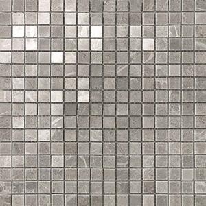 Marvel Grey Fleury Lappato Mosaico 30x30 cm