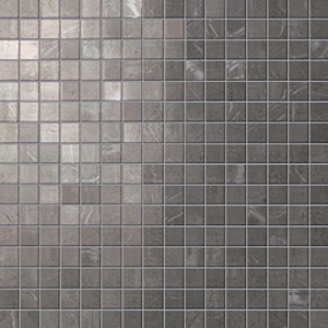 Marvel Grey Stone Lappato Mosaico 30x30 cm