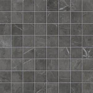 Marvel Grey Stone Matt Mosaico 30x30 cm