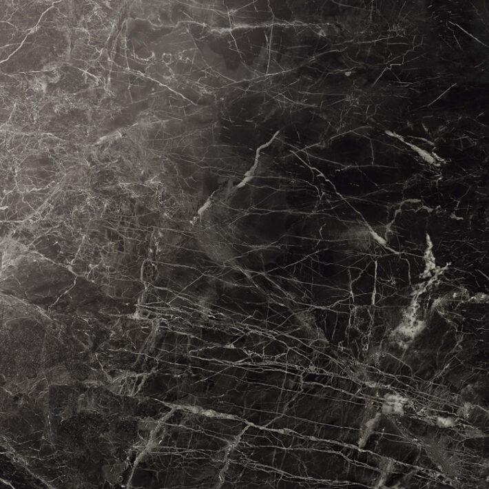 Marvel Noir Saint Laurent Lappato 75x75 cm