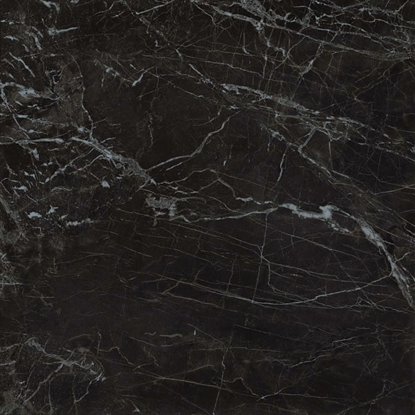Marvel Noir Saint Laurent Matt 60x60 cm