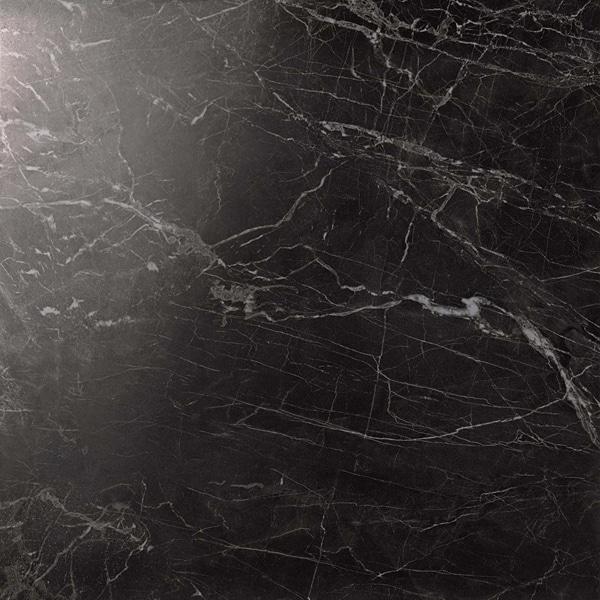 Marvel Noir Saint Laurent Lappato 60x60 cm