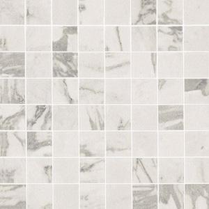 Marvel Statuario Select Matt Mosaico 30x30 cm