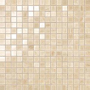 Marvel Travertino Alabastrino Lappato Mosaico 30x30 cm