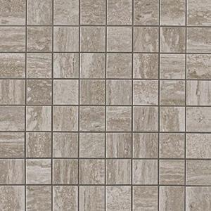 Marvel Travertino Silver Matt Mosaico 30x30 cm