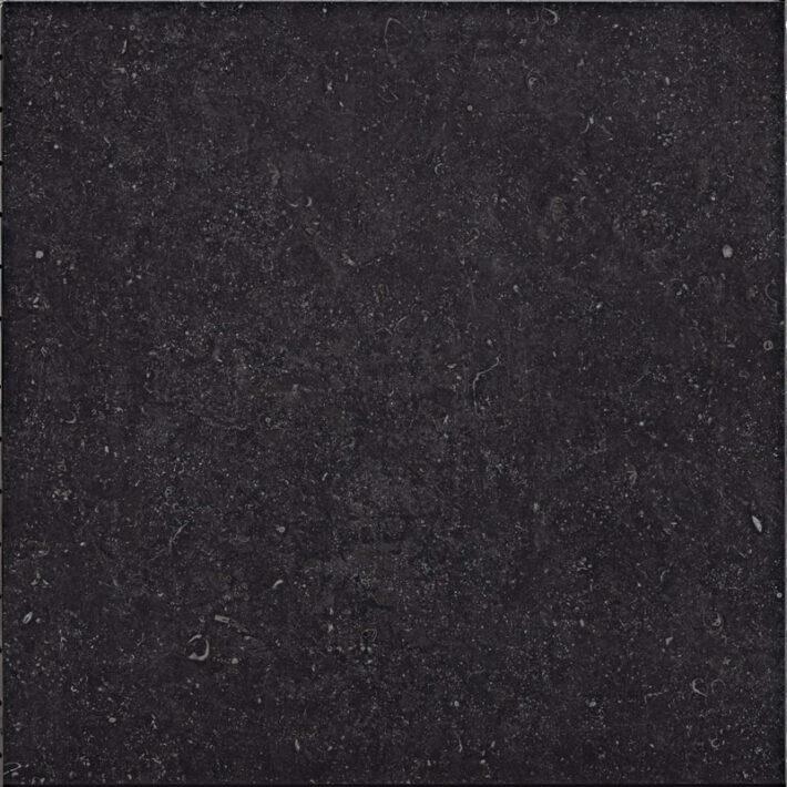 Minoli Seastone Black limestone look floor tiles