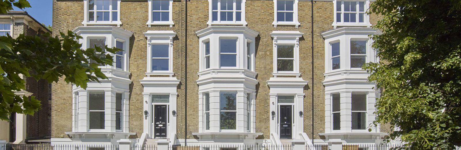 Speculative Development - London