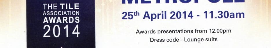 Brand New TTA Awards Finalist Logo Introduced