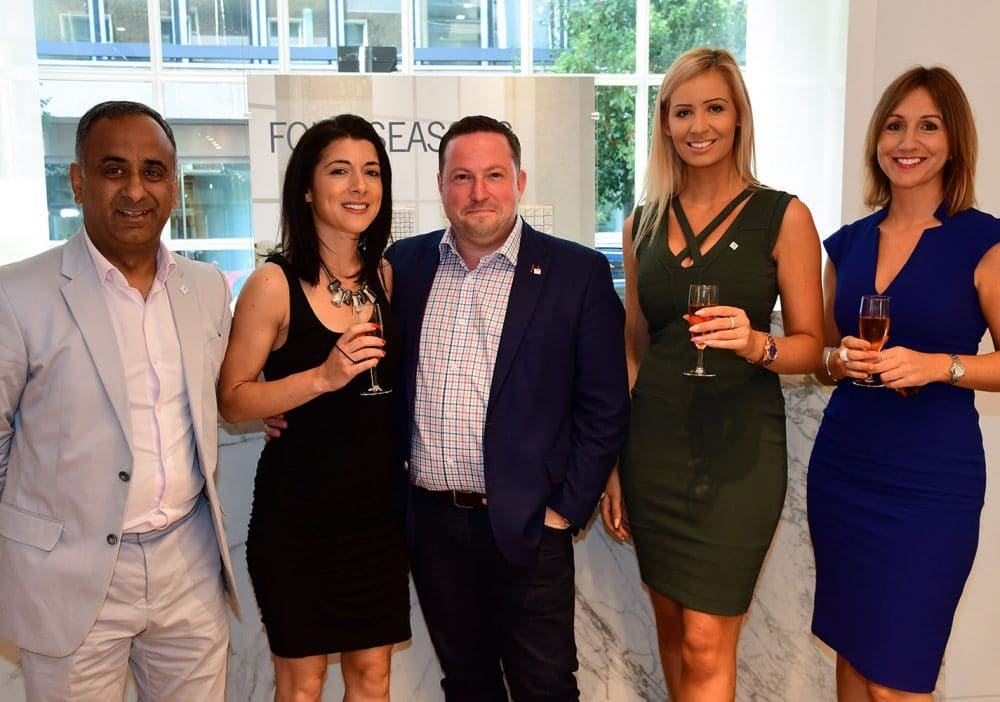 HR Owen Team - Paddy, Sheryl, Owen, Emily Laura