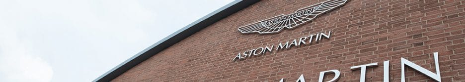 "Aston Martin Works Service Specifies Minoli ""Etic"" Series"