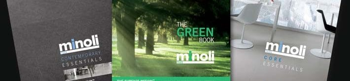 New Minoli 2012 Brochures