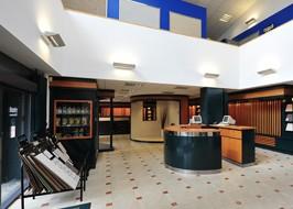 Showroom and Reception at Minoli
