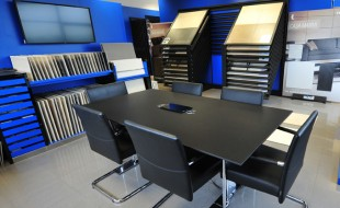 Corporate Client Showroom