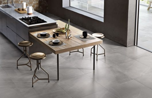 AllOver Grey Matt Floor
