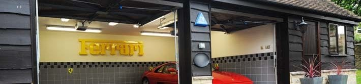 Private Car Showrooms with Minoli and Dura