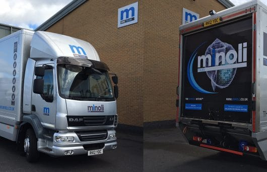 Fleet upgrades for Minoli
