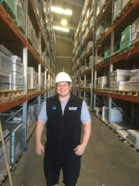 Jason - Warehouse / Logistics Team