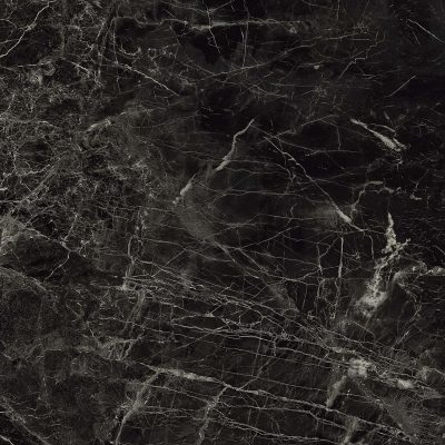 Minoli Evolution Marvel Noir Saint Laurent Black Marble Effect Tiles