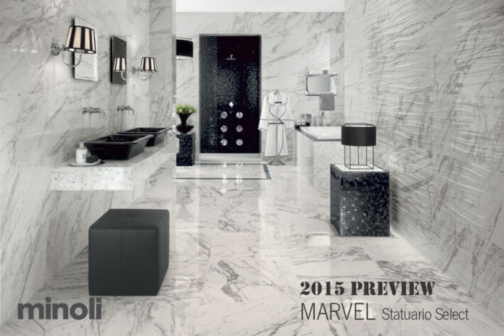 Minoli MARVEL - Statuario Select