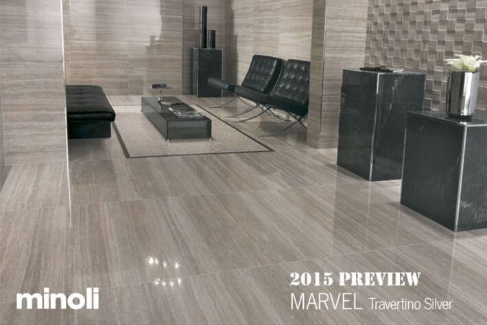 Minoli MARVEL - Travertino Silver