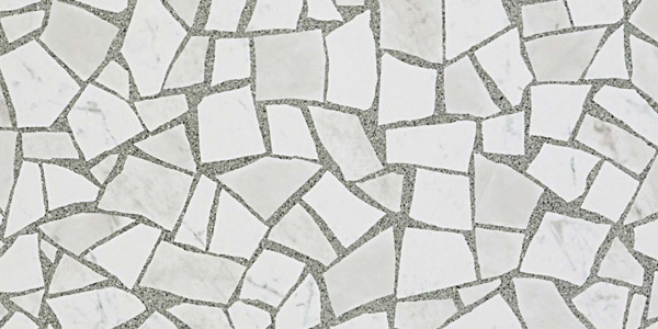 Palladiana Floor Tile | Minoli Marvel Gemstones Palladiana Carrara