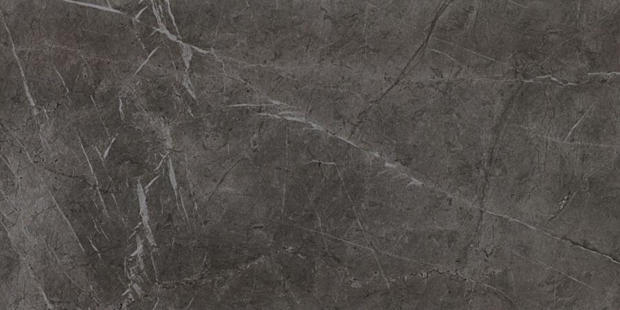 Grey marble effect floor tiles