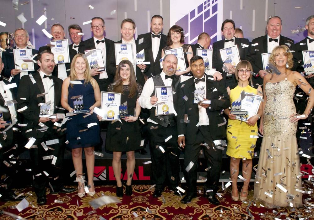 celebrating 5th consecutive TTA award