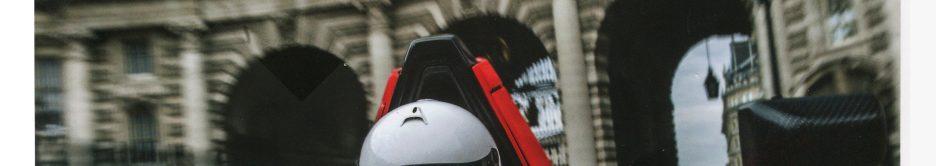 Drive Magazine Cover, the Official Magazine of HR Owen Ferrari